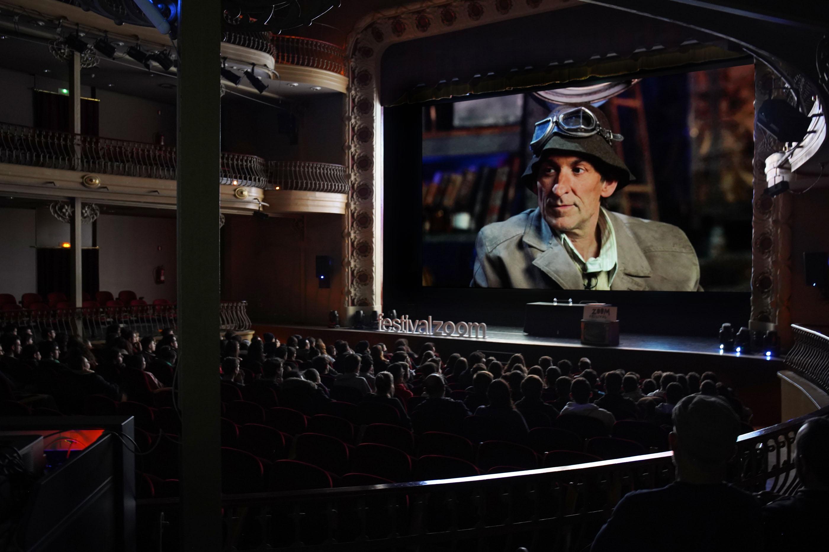 El Sector Audiovisual Responde Muy Positivamente Al Cambio De Formato Del Zoom Festival