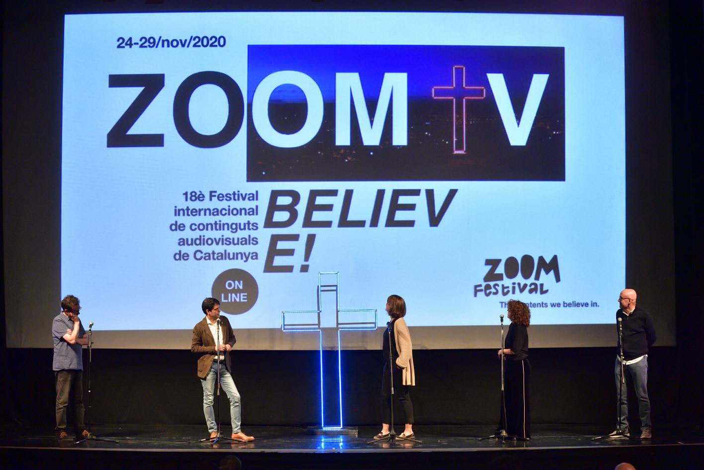 El Zoom Festival Estrena Format Virtual Amb Innovacions Tecnològiques Per Mostrar Els Millors Continguts Audiovisuals