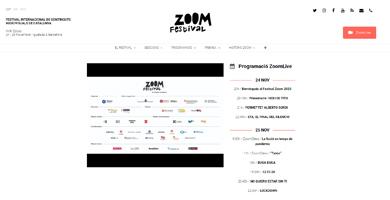 Zoom Live, Un Festival Virtual