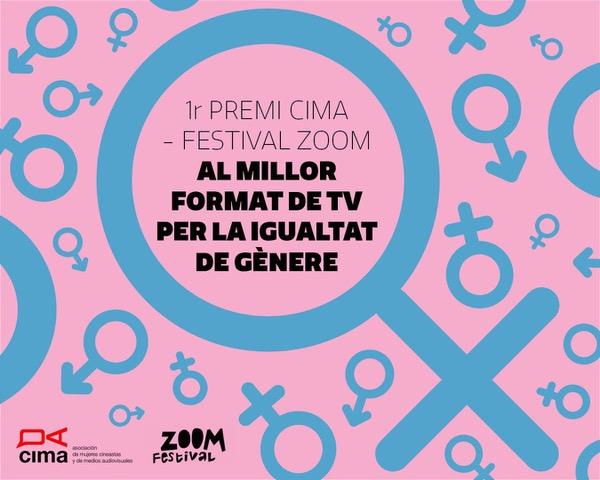 Nou Termini Per Presentar Projectes Per Al Primer Premi CIMA-Festival Zoom
